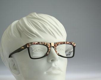 Robert Rudger Mod 110 31  / Vintage eyeglasses & sunglasses / 90S unique and rare