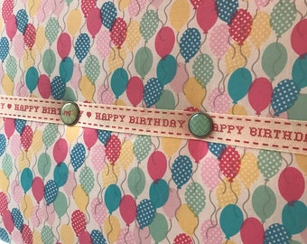Birthday mini noticeboards