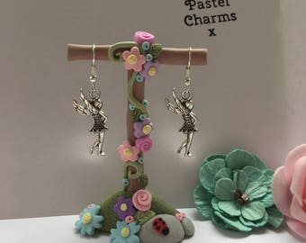 fairy earrings, with gift box  x