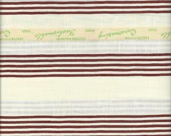 Haute Couture Stripe (ColorD) by Suzuko Koseki for  Yuwa of Japan