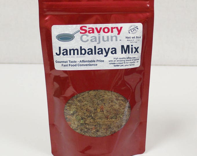 Cajun Rice Mix Jambalaya Quick Easy Meal