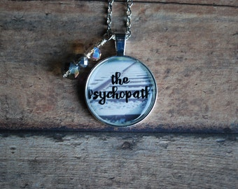 "Bad Mommy ""The Psychopath"" Inspired Necklace/Keychain"