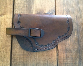 Small Holster for Semi-Autos