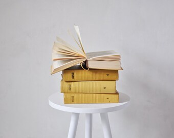 Soviet vintage book - novels by Alexey Tolstoy