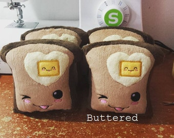 Toast Plush