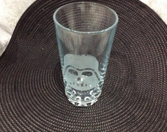 Star Wars Etched Hiball Glasses