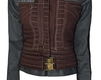Jyn Erso Rogue One Jacket & Vest Combo Costume