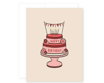 Happy Birthday // Cake