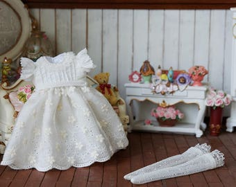 Blythe outfit (lace dress,shirt) /clothe /handmade /azone /licca /jerryberry