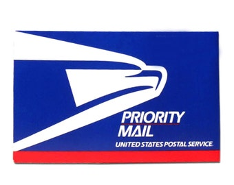 Upgrade Shipping to Priority Mail - USA Orders only