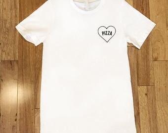 Pizza My Heart Shirt