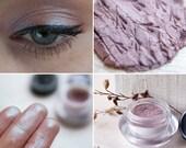 Eyeshadow: Windwinged Sylphid - MoonElf. Bluish-pink eyeshadow by SIGIL inspired.