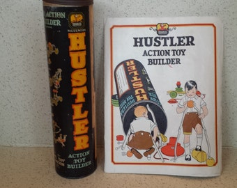 Hustler Toy Corp Action Toy Builder
