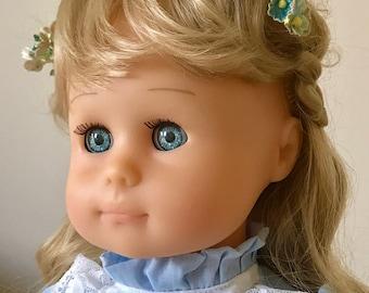 Vintage Gotz Blonde Girl Doll NIB