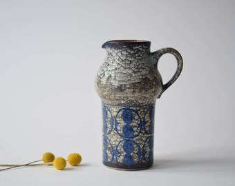 Marianne Starck for Michael Andersen & Son - pitcher vase - Persia - no 6229 - Danish midcentury pottery