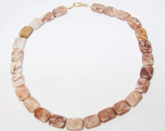 Earth Color necklace