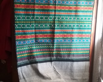 Vintage Mexican Woven Tablecloths