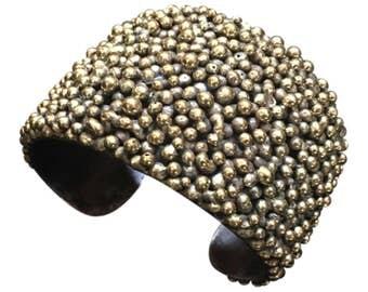 Large Caviar Bracelet