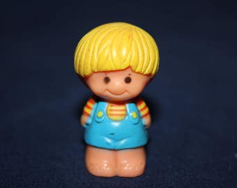 1975 General Mills Kenner Tree Tots Treehouse Little People Son Chip