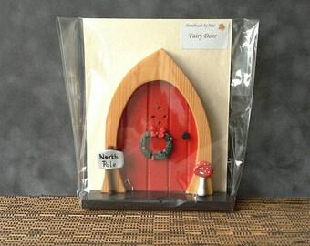 Christmas Fairy Door - Elf door