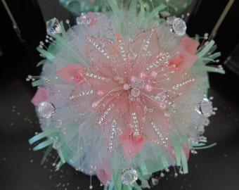 Quinceanera bouquet, Bridal bouquet, ramos