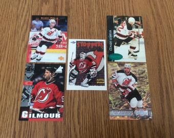 25 New Jersey Devils Hockey Cards