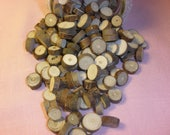 2 Cups of Wood Slices