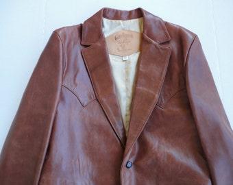 Gary Gordon Leather Jacket
