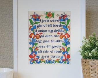 I Jesu Navn (Norwegian)