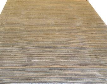 Modern Tabbat Hand Tufted Rug 6x9 Pure Wool