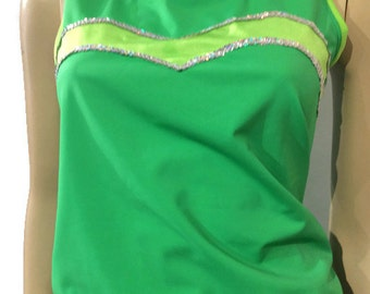 Tinkerbell Inspired Woman's  Running Shirt Only with optional arm sleeves