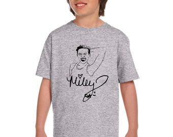 Miley Tshirts, Silk Screen, Miley Cyrus, Custom Print, Best Custom Shirt, Custom Ink, Graphic Tee Design