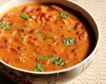 Jamaican Red Bean Curry
