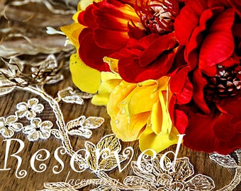 Just For Thuy - Custom Made Sash
