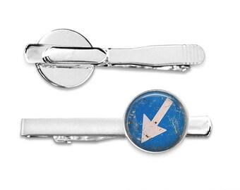 Vintage Arrow Tie Clip