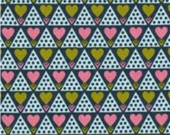 Anna Maria Horner Pretty Potent Family Unit Cotton Fabric Canada/ half yard
