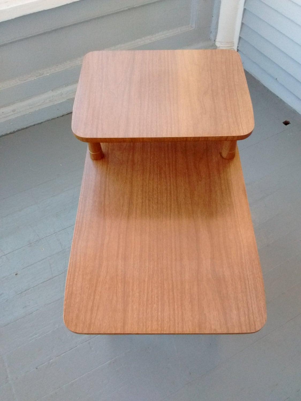 Vintage, Step Up, Step Back, End Table, Sofa Table, Side ...
