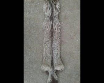 Vintage Pearl Fox Pelt