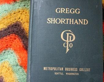 Gregg Shorthand Book 1919