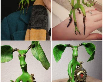 PICKET Newt's Bowtruckle Fantastic Beasts and where to find them HANDMADE