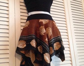 Leaf Fairy Skirt