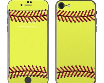 Softball - iPhone 7/7 Plus Skin - Sticker Decal