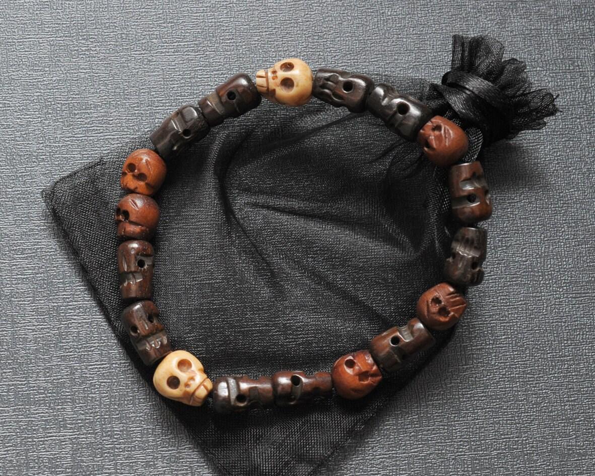 dean winchester s skull bracelet supernatural fandom