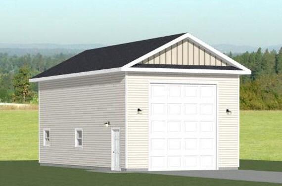 Items similar to 20x40 1 rv garage 800 sq ft pdf for 50 x 60 garage plans