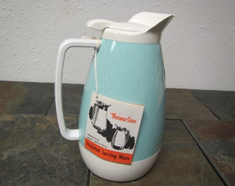 Thermo-Serv Insulated Table Server, New never used, Hot or Cold Server,  Pitcher,