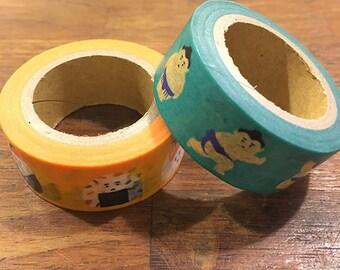 Mind Wave Masking Tape - Sumo