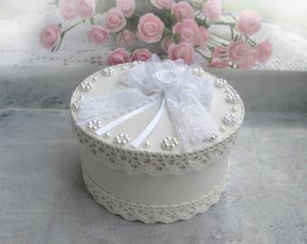 Box of ring bearer pillow box wedding ring box Cascet wedding, wedding ceremony, Celermony wood, wooden pillow