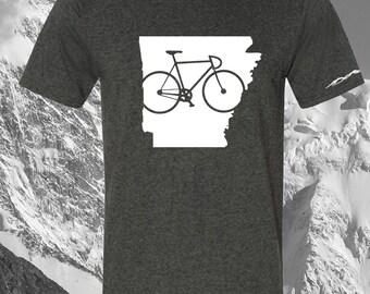 Arkansas Bicycle T Shirt