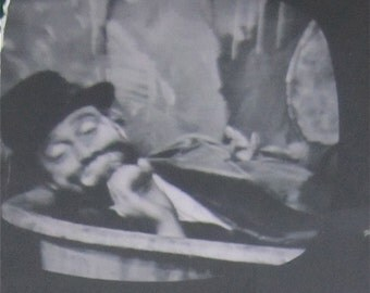 Original 1960's Red Skelton Show TV Television Snapshot Photo - Free Shipping