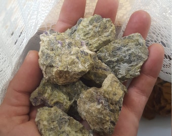 raw tasmanian atlantisite chunks